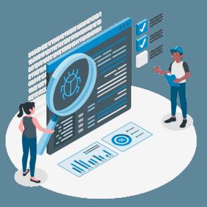analysts running SAP checkup